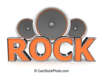 Speakers Rock ? Orange