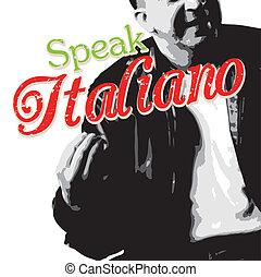 Speaking Italian with Your Hands