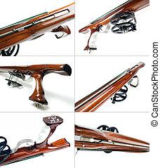 Speargun rear