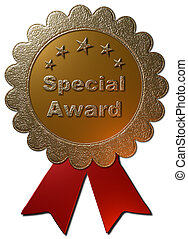 Special Award (Gold Seal)