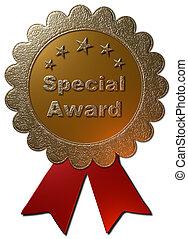 Special Award (Gold Seal)