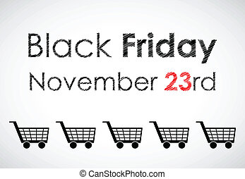special black friday banner for your website