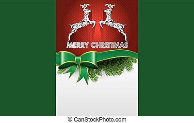 Special Christmas brochure design