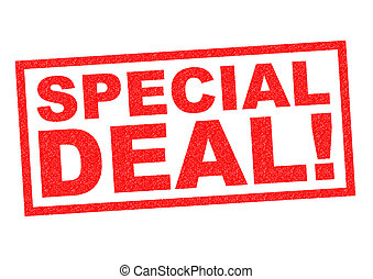 SPECIAL DEAL!
