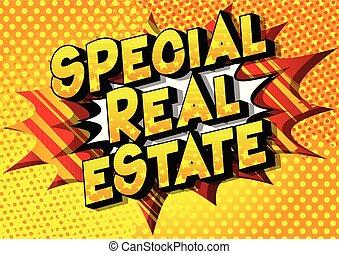 Special Estate