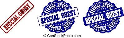 SPECIAL GUEST Grunge Stamp Seals