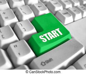 Special Keyboard - START
