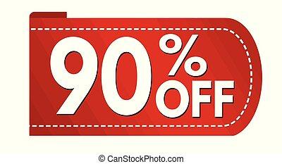 Special offer 90 % off banner design