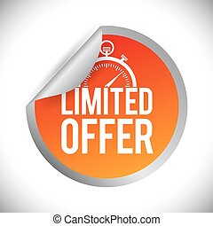 Special offer design.