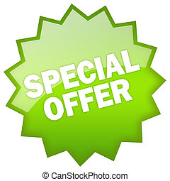 Special offer green label