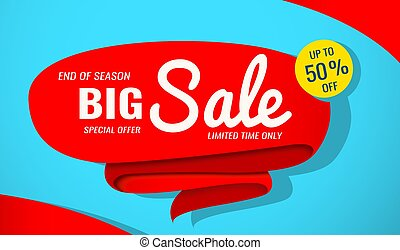 special offer, illustration