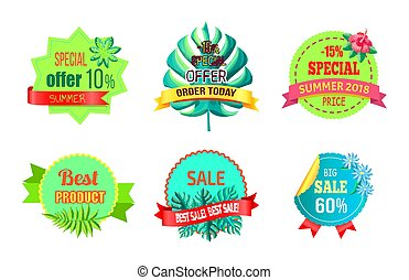 Special Offer Order Today Summer 2018 Sale Promo