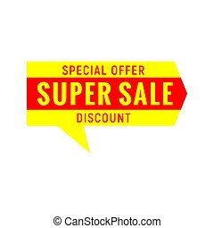 Special Offer sign.