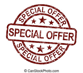 Special Offer Stamp Shows Discount Bargain Product - Special...