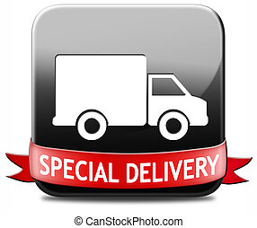 Special package delivery