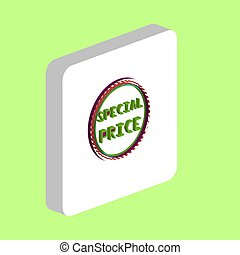 special price computer symbol