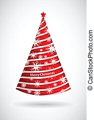 special red Christmas background