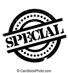 Special rubber stamp