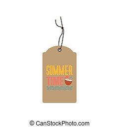 speciale, estate, etichetta