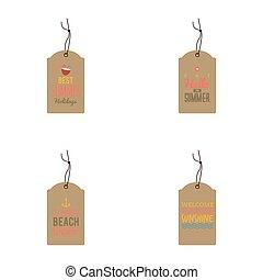speciale, estate, etichette