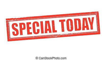 speciale, oggi