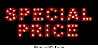speciale, prezzo
