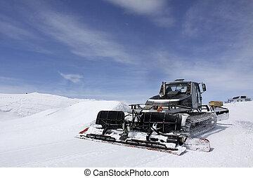 speciale, veicolo neve