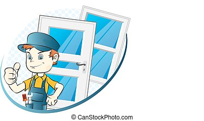 Specialist in the installation of windows and doors
