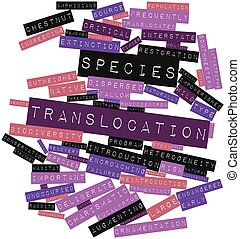 Species translocation