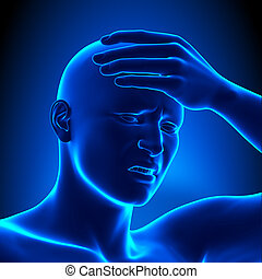 specificera, huvudvärk