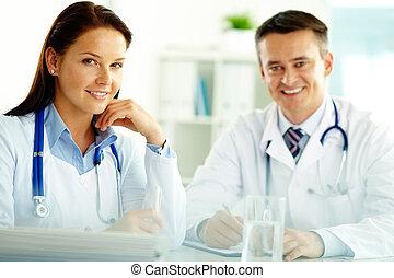 specjaliści, medyczny