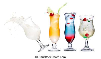 Spectacular cocktails