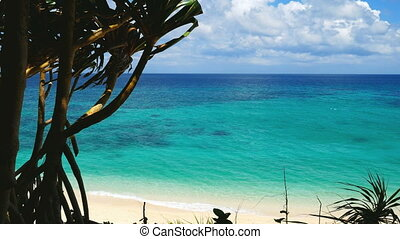 Spectacular tropical lagoon - Amazing tropical scenery, very...