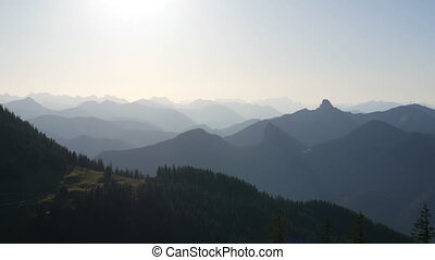 Spectacular view of Bavarian Alps in Germany - Spectacular ...