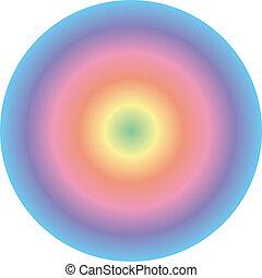 spectral, círculo