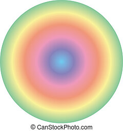 spectral, cerchio, 3