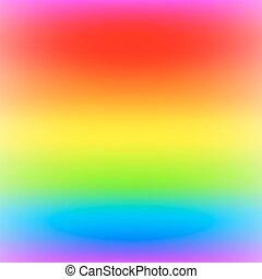 spectre, toile fond., texture, arc-en-ciel, gamme, ...