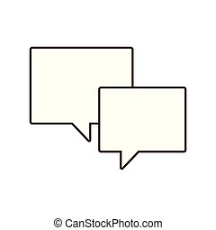 speech bubble cartoon