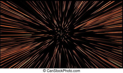 speed advance flying motion trace of a space backgrounds