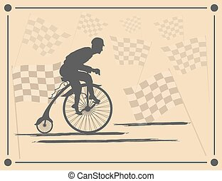 Speed and Glory cycling champion