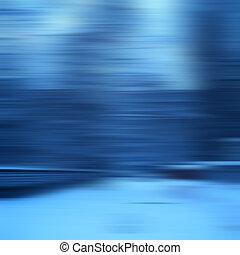 Speed blur