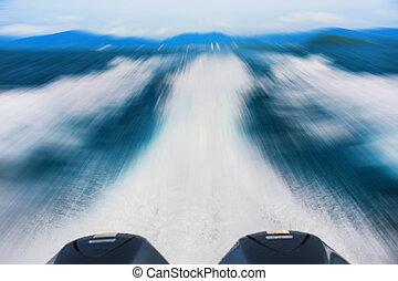Speed ??boat