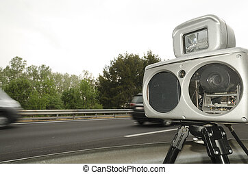 speed camera, road safety