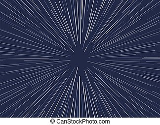 speed lines background