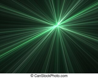 Speed motion blur
