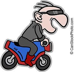 Speed moto - Creative design of speed moto