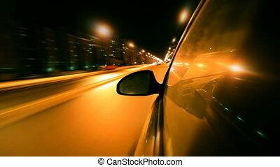 night drive - speed night drive