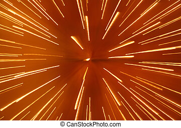 speed of light abstract background