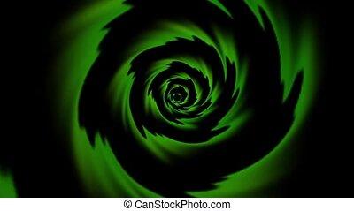 Speed ring tunnel,energy Halo transmission,Geometric...