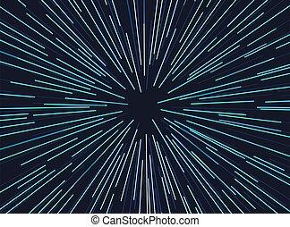 speed universe visual